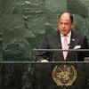 El presidente de Costa Rica, Luis Guillermo Solis Rivera   Foto archivo:  ONU/Cia Pak