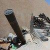 Неразорвавшиеся боеприпасы представляют собой большую угрозу для мирного населения