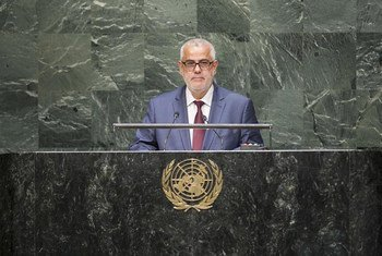 Le Premier ministre du Maroc, Abdelilah Benkirane.
