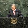 El presidente de El Salvador, Salvador Sanchez Ceren  Foto archivo: ONU/Amanda Voisard
