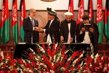 联合国阿富汗援助团/Fardin Waezi