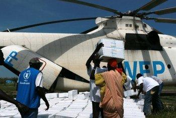 Desde el inicio del conflicto en Sudán del Sur, la seguridad se ha deteriorado mucho para los trabajadores humanitarios. Foto: PMA