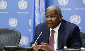 General Assembly President Sam Kutesa.