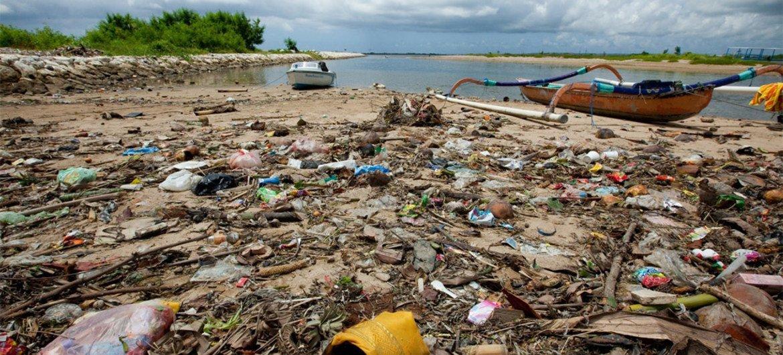 समुद्री प्लास्टिक प्रदूषण, समुद्री जैवविविधता के साथ-साथ तटीय समुदायों के लिये भी ख़तरा पैदा करता है.