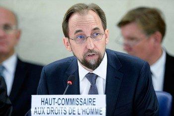 Zeid Al Hussein. Foto de archivo: ONU/ Jean-Marc Ferre