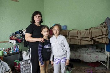 Photo: UNHCR/E. Ziyatdinova