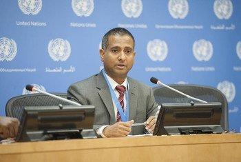 Ахмед Шахид, фото ООН