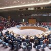 """The Security Council held an open debate on women, peace and security, with a focus on the theme, """"Displaced women and girls: leaders and survivors."""""""