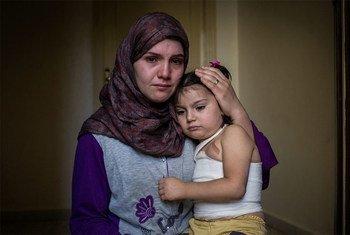 难民署图片/A. McConnell