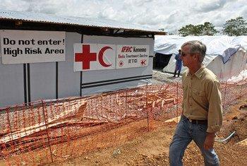 图片来源:联合国埃博拉应急特派团/Ari Gaitanis