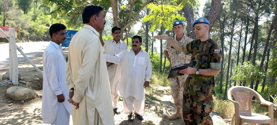Ban strongly condemns terrorist attack at India-Pakistan ...