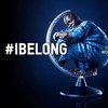 """One of the striking """"I Belong"""" campaign images created by United Colors of Benetton."""