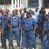 The police in Bujumbura, Burundi, have increasingly broken up opposition party gatherings.