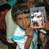 Родственники пропавших без вести во время 26-летней гражданской войны в Шри-Ланке