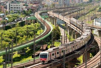 Transport in Asia.