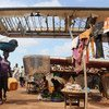 A fresh wave of violence which swept Bangui, Central African Republic in mid-October, forced more than 7,000 people to flee for safety in and around the capital.