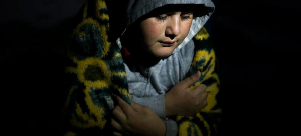 As Funds Dry Up UN Agency Warns Of Very Tough Winter For Displaced In Syria Iraq
