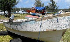 Для нападения на торговые суда сомалийские пираты используют легкие моторные лодки