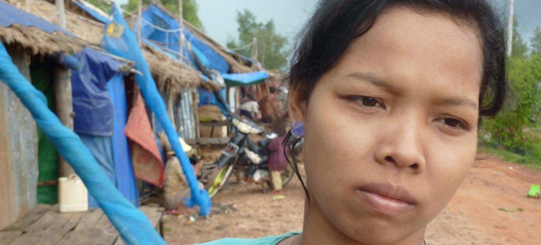 Cambodge : une communauté de la ville de Sihanoukville expropriée après l'incendie de leurs habitations