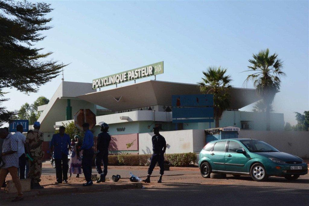 Une clinique dans la capitale du Mali, Bamako (archive)