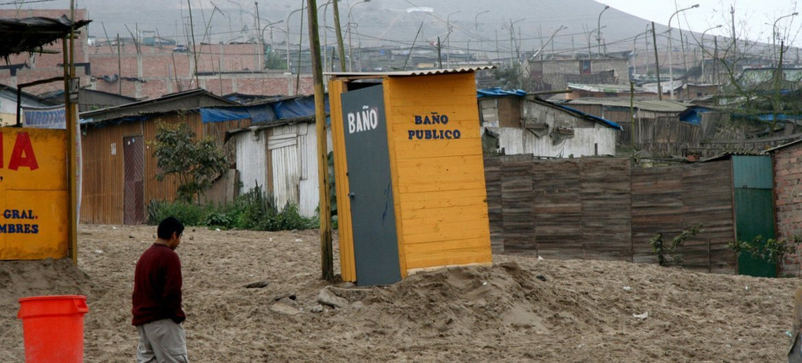 Ensuring women\'s access to safe toilets is \'moral\' imperative, says ...