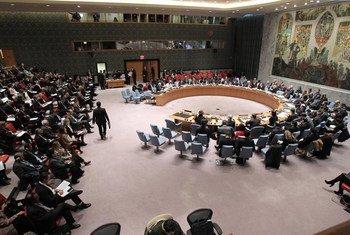 Consejo de Seguridad de la ONU. Foto: ONU/Devra Berkowitz