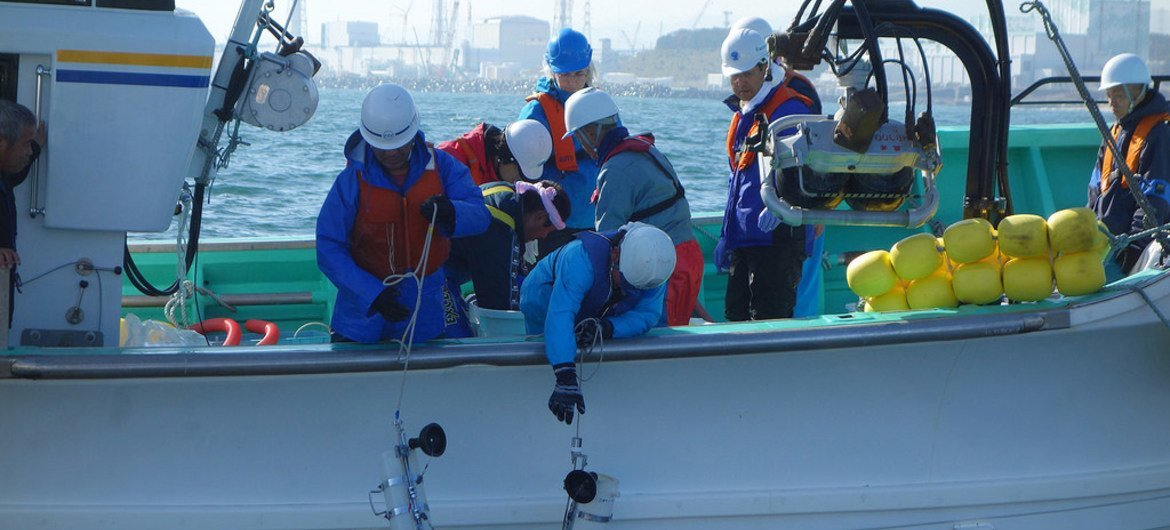 Japan: UN experts 'deeply disappointed' by decision to discharge Fukushima water
