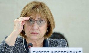 联合国老年人享有所有人权问题独立专家科恩菲尔德-马特(Rosa Kornfeld-Matte)