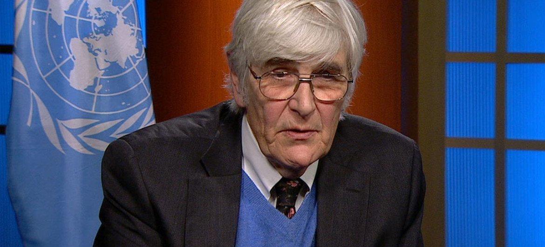 爱德华·莫蒂默(Edward Mortimer),前联合国秘书长科菲·安南的演讲稿撰写人、政策顾问和传播主任。