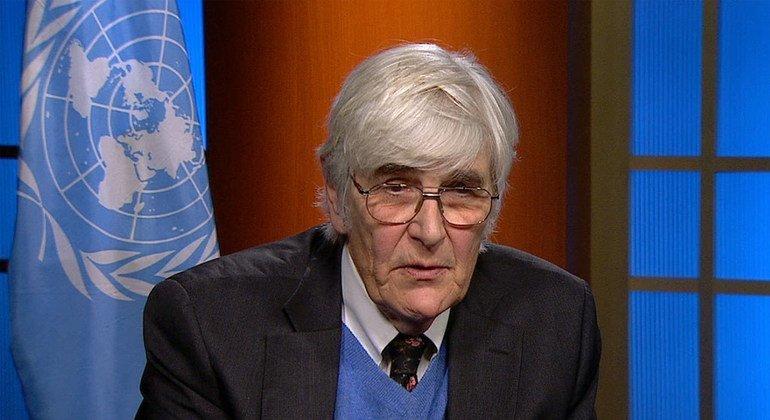 Эдвард Мортимер, спичрайтер бывшего Генсека ООН Кофи Аннана.