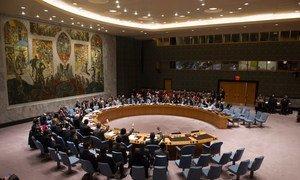 Le Conseil de sécurité de l'ONU. Photo ONU/Eskinder Debebe
