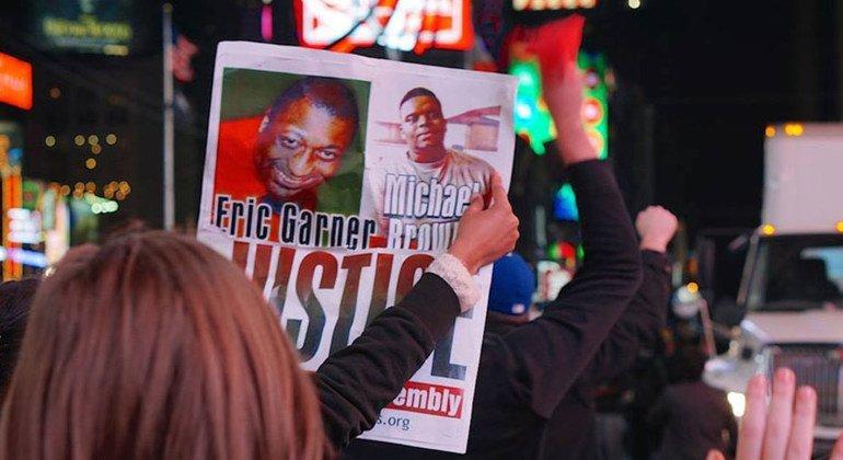 Eric Garner, Michael Brown cases spark 'legitimate concerns' about US policing – UN experts