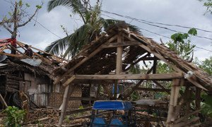 Typhoon Hagupit, known locally as Ruby, is expected to make landfall in the Philippines 5-6 December 2014, while the country is still recovering from Super Typhoon Haiyan, which hit on 8 November 2013.