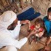 Afectados por el conflicto en Yemen. Foto:OCHA