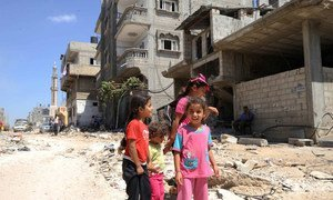 UNRWA today has launched an emergency appeal for $414 million to support Palestine refugees living in the occupied Palestinian territory.