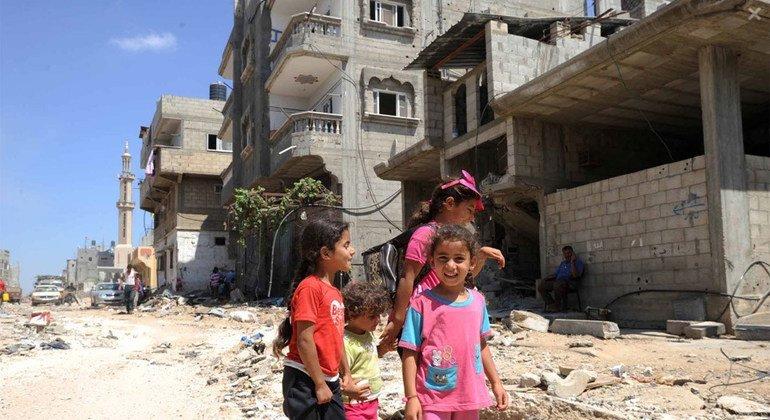 La fiscal de la Corte Penal Internacional investigará posibles crímenes de guerra en Palestina