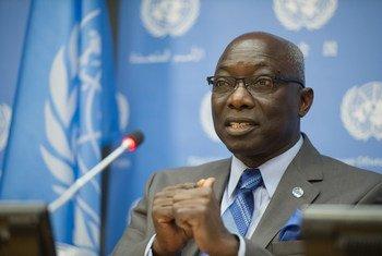 Conselheiro Especial da ONU para Prevenção do Genocídio, Adama Dieng.