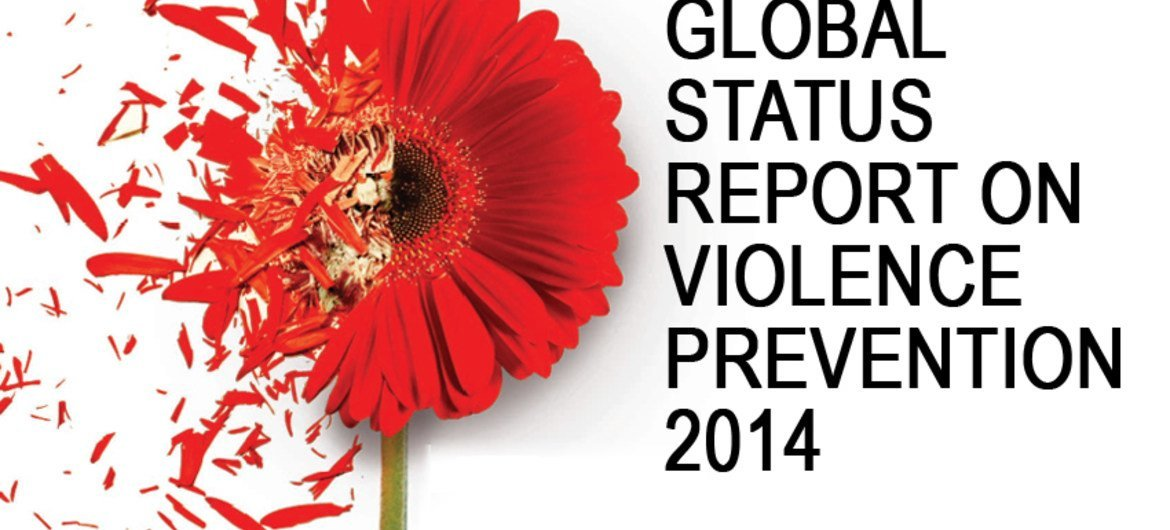 Global Status Report on Violence Prevention. Credits: WHO, UNDP, UNODC