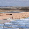 Renewable energy: a thermo-solar power plant