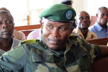 "Former FARDC Lieutenant Colonel Bedi Mobuli Engangela, alias ""Colonel 106""."