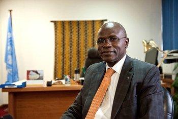 Moustapha Soumaré du Mali, nommé Représentant spécial adjoint (Politique) de la Mission des Nations Unies au Soudan du Sud (MINUSS). Photo : ONU/Staton Winter