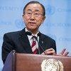 Ban Ki-moon, Secretario General de Naciones Unidas. Foto de archivo: ONU/Amanda Voisard