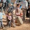 Refugiados sirios. Foto: ACNUR/J. Kohler
