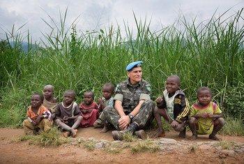 Carlos Alberto dos Santos Cruz, quando atuava como chefe das Forças Militares na Missão da ONU na República Democrática do Congo.