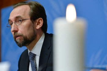 人权高专扎伊德。联合国图片/Jean-Marc Ferré