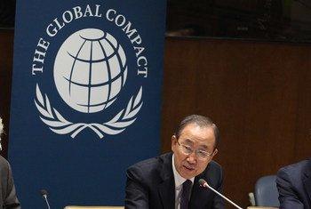 图片来源:联合国全球契约/Michael Dames