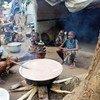 El informe de OCHA refleja un alza en el número de desplazados internos a causa del conflicto, como los casi 400.00 que hay en la República Centroafricana. Foto: OCHA/Gemma Cortes