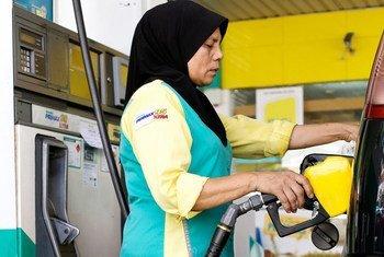 В ООН призывают сокращать масштабы добычи нефти и газа