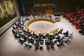 Plan large sur le Conseil de sécurité de l'ONU. Photo ONu/Loey Felipe (archive)