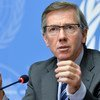 Bernardino Leon. Foto de archivo: ONU/Jean-Marc Ferr